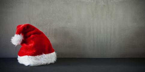 Santa Hat, Copy Space For Advertisement