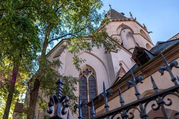 Kirche in Strasbourg