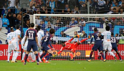 Ligue 1 - Olympique de Marseille vs Paris St Germain