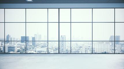 Fototapete - Empty office interior