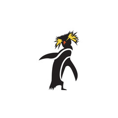 penguin vector logo