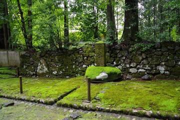 福井県勝山市の平泉寺白山神社