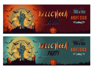 Halloween free entry