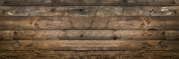 Natural wood texture for background. Copy space, banner