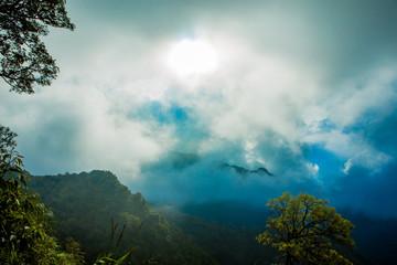 Mountain in Thailand