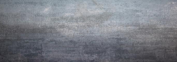 banner orizzontale metallo