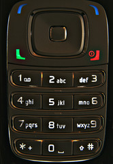 Flip Phone Touch Pad
