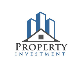 apartment and house logo