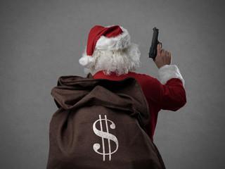 Criminal Santa Claus