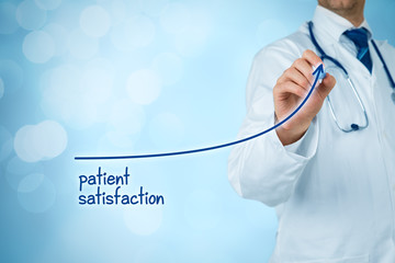 Doctor improve patient satisfaction