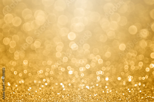 Gold Celebration Background For Anniversary New Year Eve Christmas Falling Coins Wedding