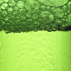 Green Beer Bottleneck