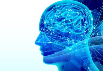 脳と伝達イメージ