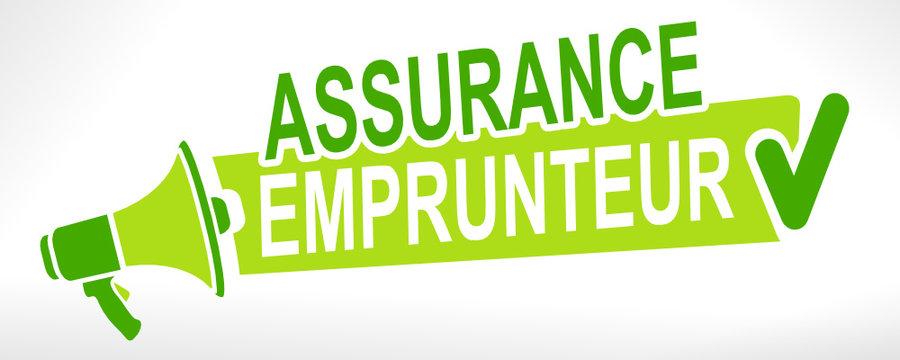 assurance emprunteur sur mégaphone