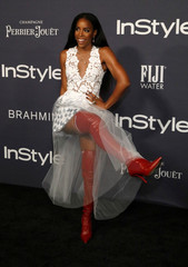 Singer Rowland poses at the third annual InStyle Awards in Los Angeles