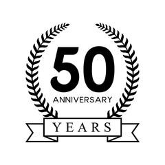 50th anniversary years