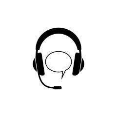 Headphone Logo Element