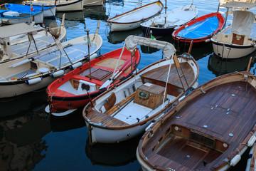 barche - Liguria
