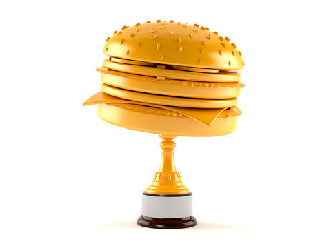 Fast food award