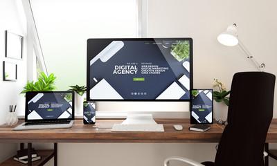 window office desktop devices digital agency