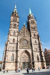 Lorenzkirche in Nürnberg
