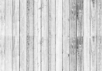 White or light grey wooden texture with planks