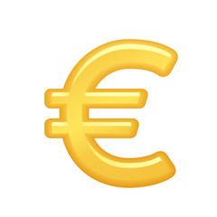 Euro Sign - Novo Icons. A professional, pixel-aligned icon designed on a 64 x 64 pixel.