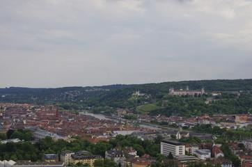 ビュルツブルク旧市街