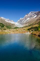 Grundsee at Lotschental
