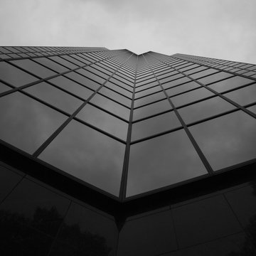 Minimal Glass and Steel