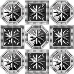 Geometric pattern 45