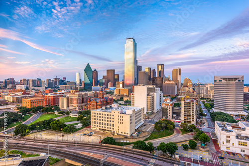 Fototapete Dallas, Texas, USA
