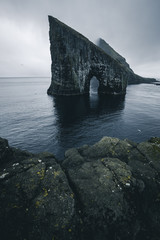 The Arch of the Faroe Islands