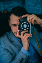 Photographer's portrait