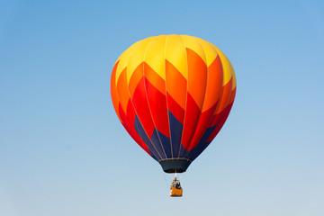 Printed roller blinds Balloon Hot air balloon