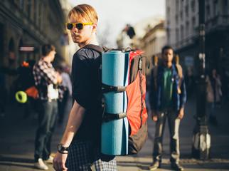 Cool Backpacker