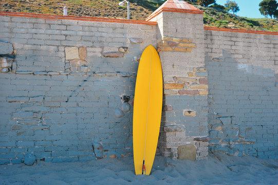 Surfboard, Malibu, CA