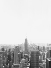 Empire State Building and New York City skyline