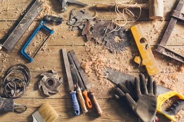 Carpenter's Equipment