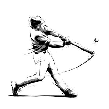 baseball player hitter