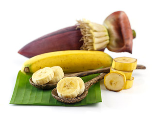 Group of bananas