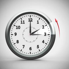 Daylight saving time ends #2