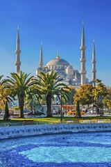 Blue mosque( (Sultanahmet Camii) Istanbul