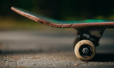 skateboard macro.