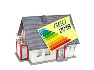 GEG 2018, ENEV, Energieeinsparverordnung Energieverbrauch Energieberatung Energiemanagement