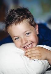 milk teeth smile