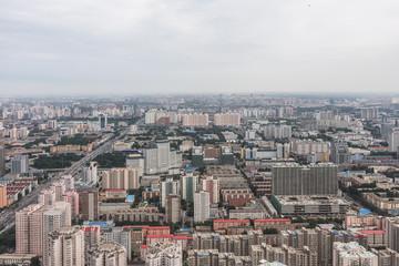 Beijing City Scape