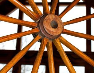 Wheel in Window