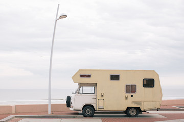 Surf  vehicle camper van