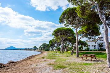 Mallorca, Urlaub, Balearen, Spanien, Sonne, Meer, Mittelmeer, Strand, Erholung
